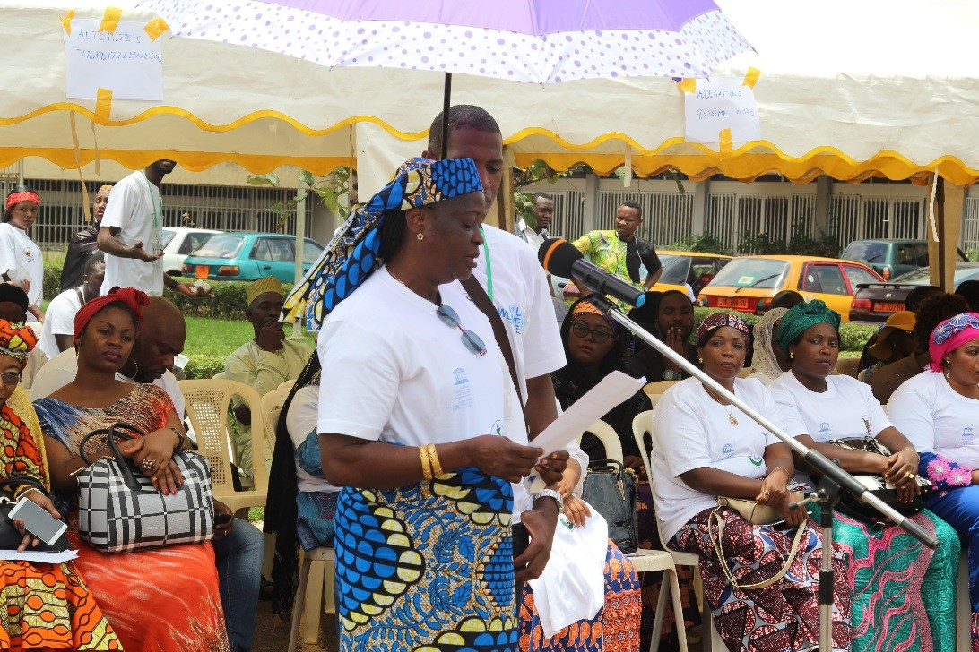 Muslim Women in Cameroon call for peace and social cohesion