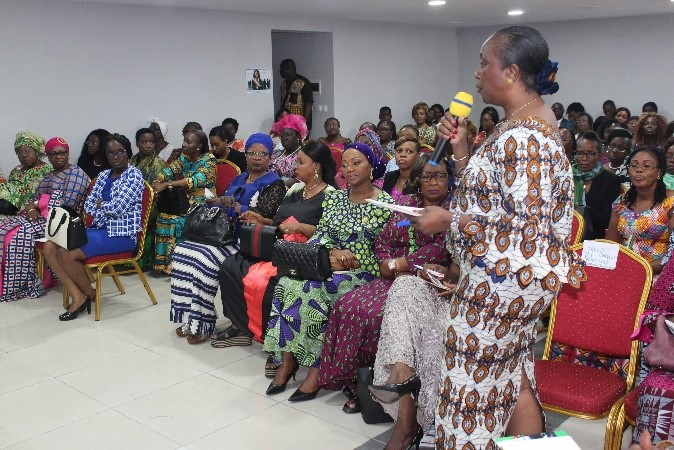 Women Candidates Reinforce Technical Capacity Before Elections
