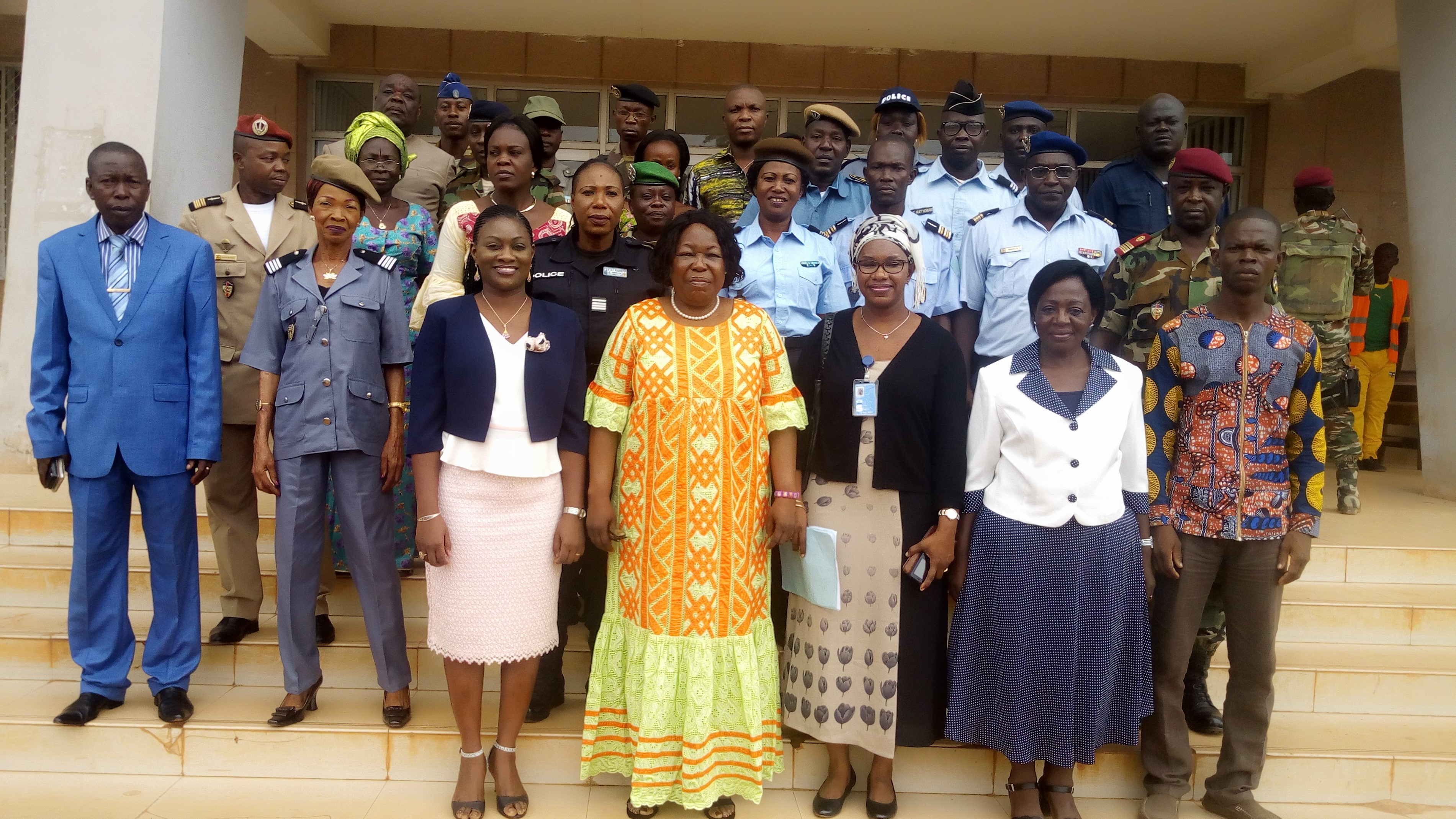 UN Women in Central African Republic Renews Addressing and Preventing Gender Based Violence