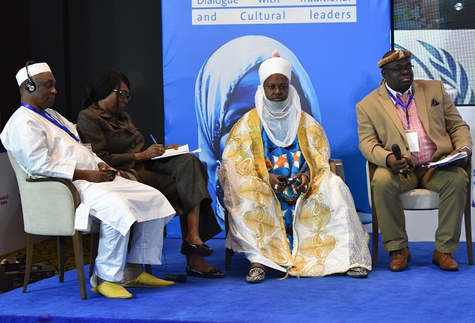 A section of the participants during the dialogue which brought together 170 traditional leaders. Photo: UN Women/ Patterson Siema