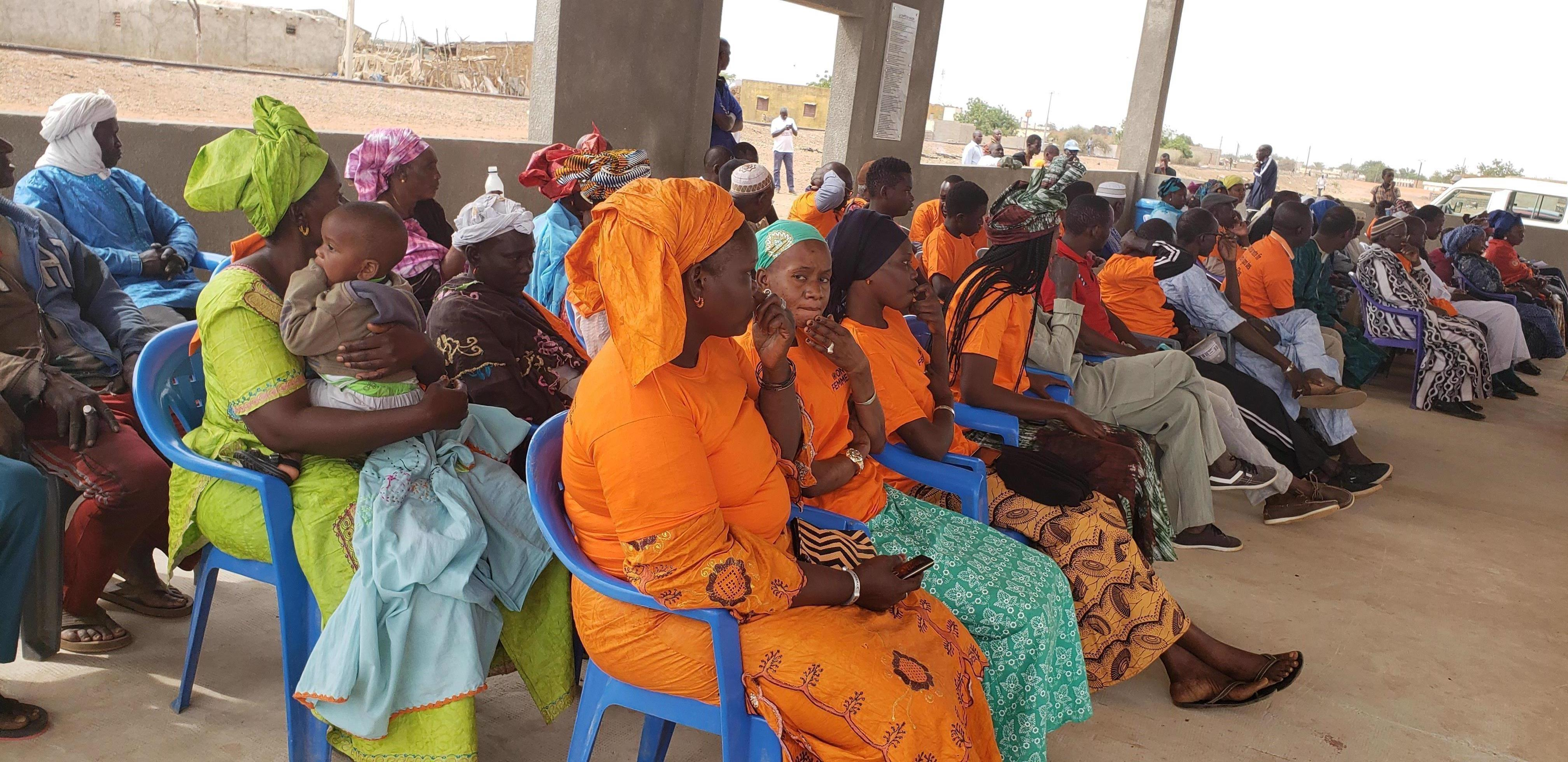 Building peace and human security for sustainable and inclusive development with local border communities in Mali and Senegal