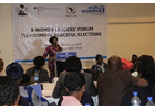 Nigerian Women Leaders call for more involvement of women to promote peaceful elections