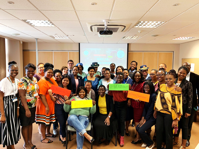 Peace Lab at the 3rd Capital Meeting of Women, Peace and Security Focal Points, tackles the challenges of youth participation in peace and security
