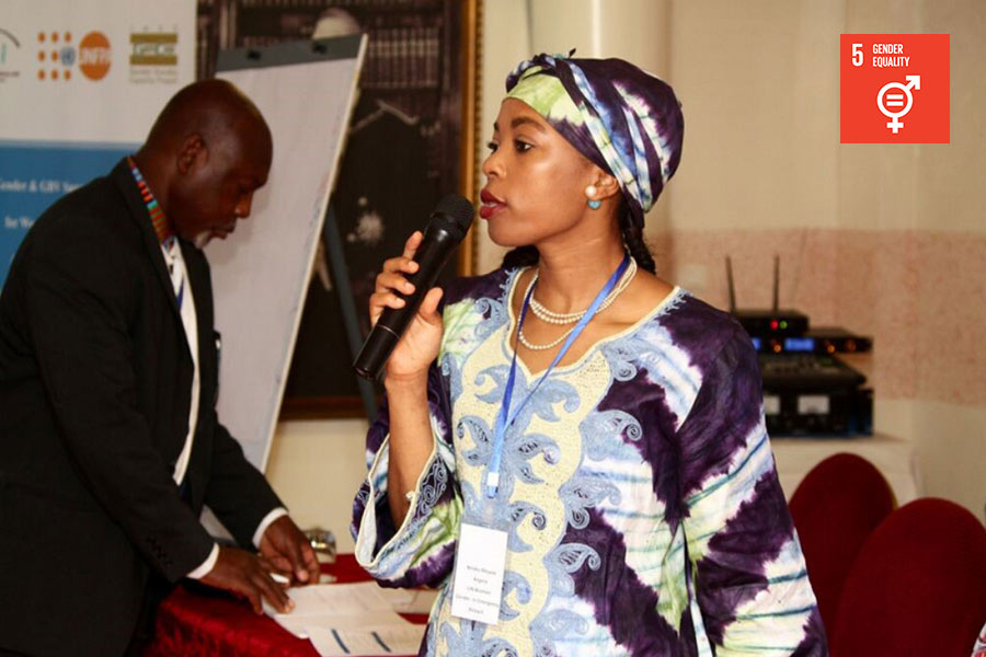 UNV supports the efforts of UN Women towards gender equality and women empowerment in Africa