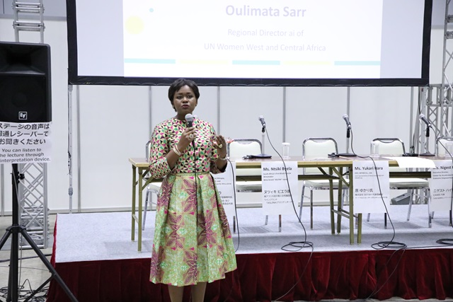 Opening Statement by Oulimata Sarr, Regional Director a.i. UN Women West and Central Africa