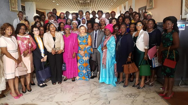 WOMEN STRENGTHEN THEIR CAPACITIES FOR UPCOMING POLITICAL ELECTIONS