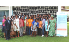 35 Humanitarian actors trained on gender-sensitive humanitarian programming