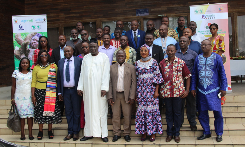 35 staff from the coordination and decentralized units of the PDCVA project trained on the development, collection and use of gender-sensitive indicators.