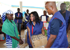 UN Women distributes economic kits to 400 young girls' beneficiaries of the Second Chance Education Flagship Program