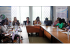 WILPF Cameroon and FIRE Consortium present their gender conflict analysis project to UN Women and other international stakeholders