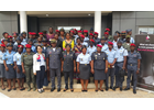 140 GENDARMES STRENGTHEN THEIR TECHNICAL CAPACITIES ON THE PROTECTION OF WOMEN AND GIRLS IN HUMANITARIAN CONFLICT SITUATIONS