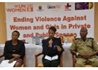 I am Generation Equality: Tina Musuya, feminist and advocate for ending gender-based violence