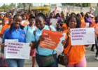 UN Women Mozambique supports young women partner organization to demand social protection for women and girls during COVID19