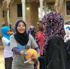 I am Generation Equality: Fatma Ahmed a Generation Equality Champion and Founder of the Girls' Inclusion in Sports Campaign based in Zanzibar.