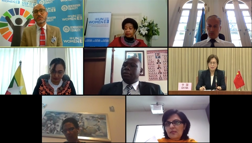 Stronger partnerships and investment needed to support women's recovery from COVID-19 in the Global South
