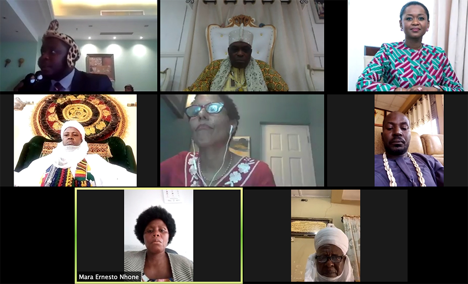 Traditional Leaders as Advocates for Gender Equality and Ending Child Marriage, FGM and Harmful Practices in Africa
