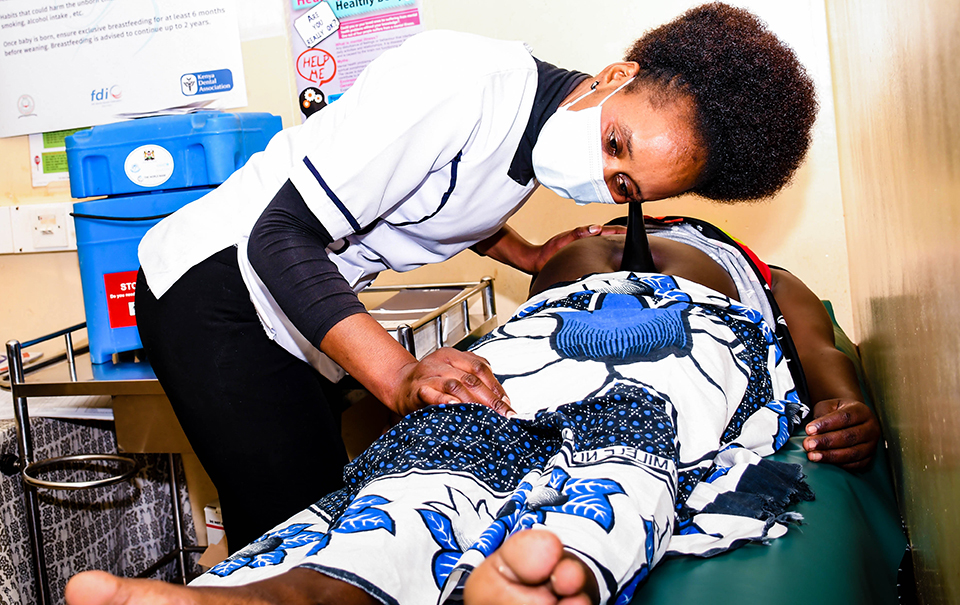 UN Health Programme Counters Maternal and Infant Mortality in Kenya