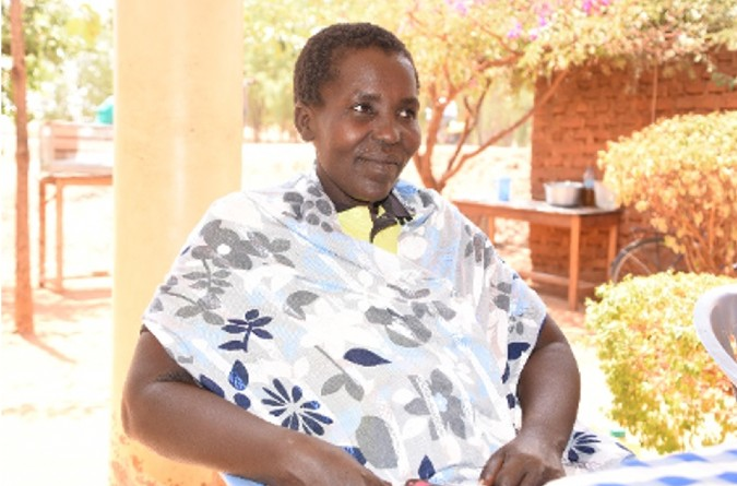 Betty Okello is an elected Councilor in the Orom Sub-County in Kitgum District. Trained through the mentoring programme in 2017 Okello intends to move up to the District Council and mentor other women to engage in politics.