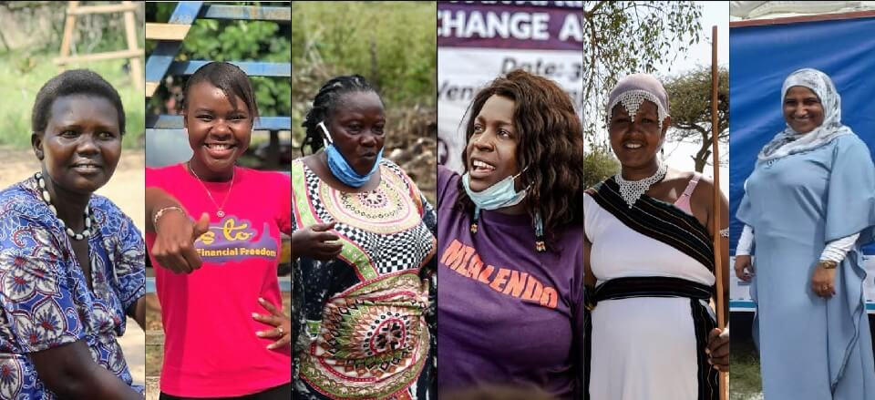 Inspiring African grass-roots women leaders who are bringing lasting change to their communities, supported by UN Women and the United Nations.