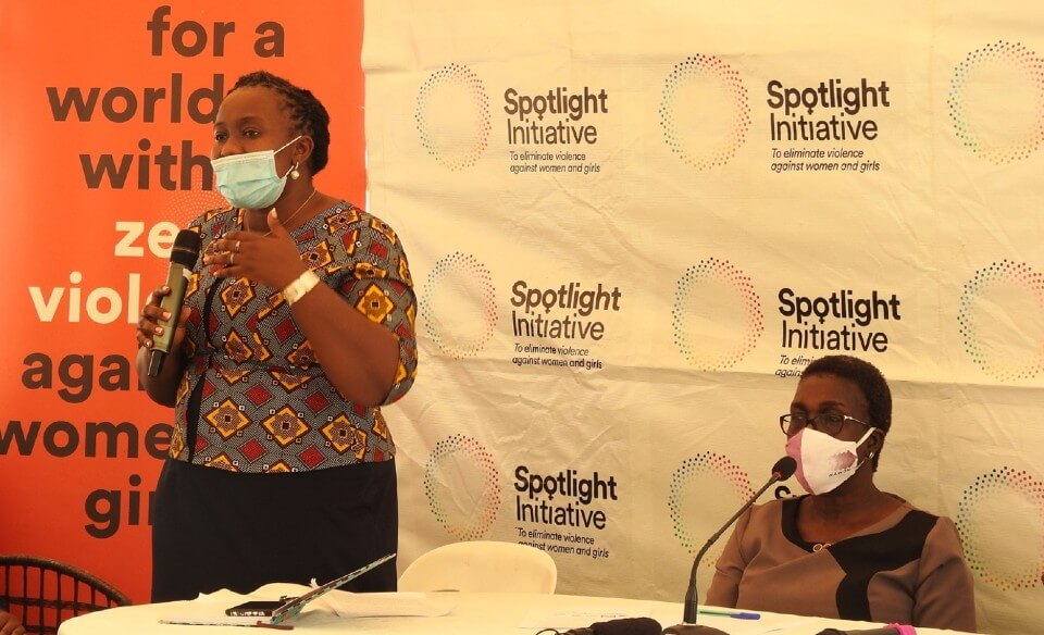 Ugandan women celebrate International Women's Day calling for expanded social security and leadership