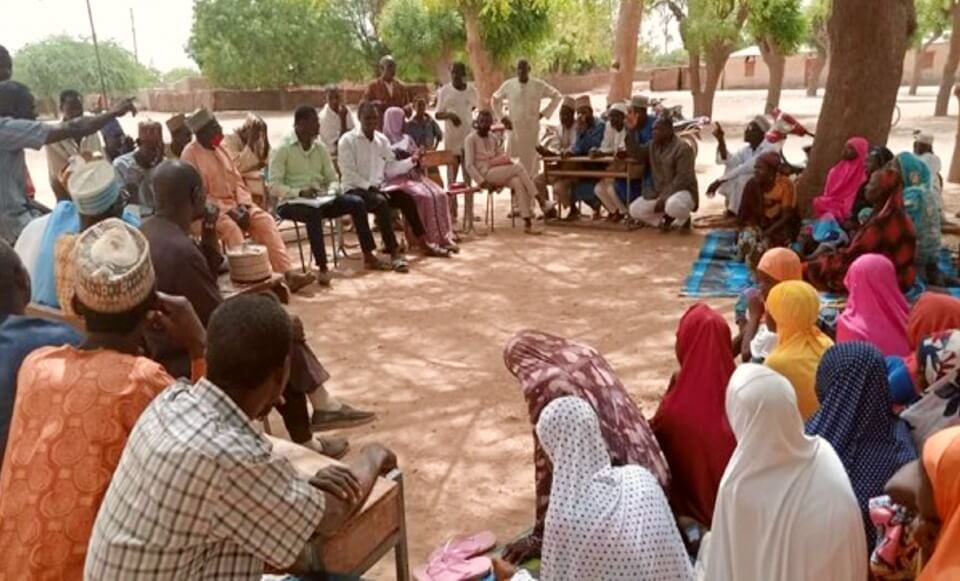 Community Level Engagement with the Spotlight Civil Society Reference Group on Elimination of Violence Against Women and Girls.