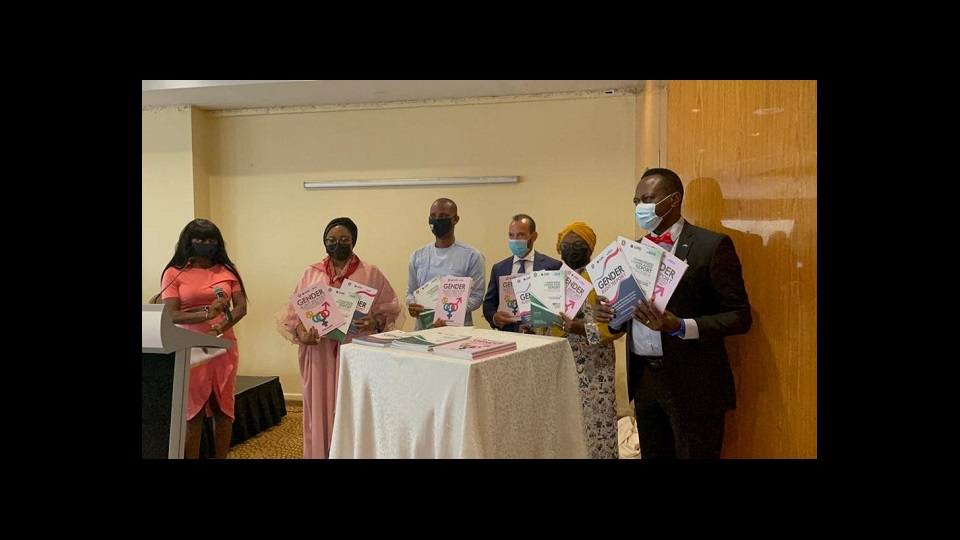 Launch of the gender audit in Abuja, Nigeria. Photo: Cleen Foundation