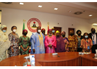 Nigerian Senate President pledges support for Gender and Equally Opportunities Bill