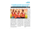 UN Women Eastern and Southern Africa Regional newsletter of August