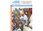 UN Women Cameroon newsletter of Augest to November 2015