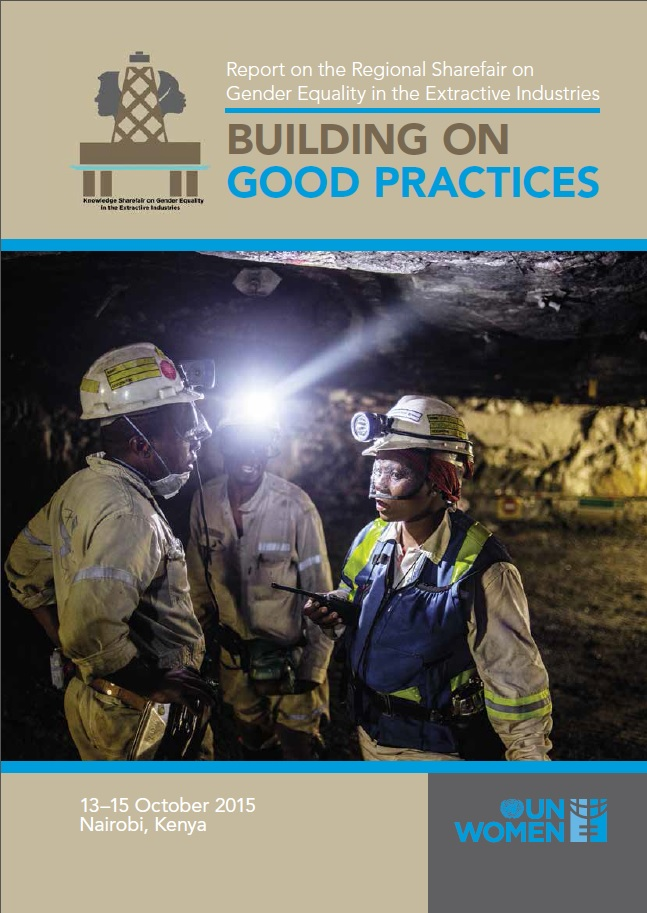 Report on the Regional Sharefair on Gender Equality in the Extractive Industries
