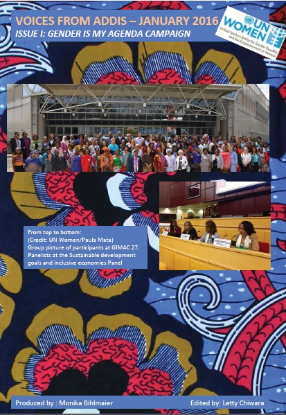Voice from Addis - January 2016 - Issue 1