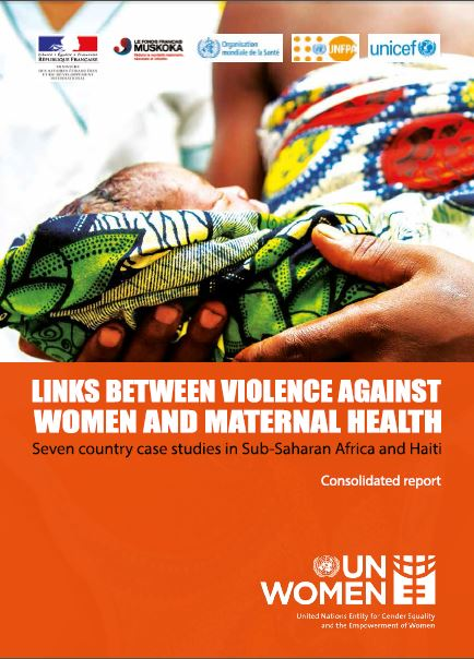 Links Between Violence Against Women and Maternal Health