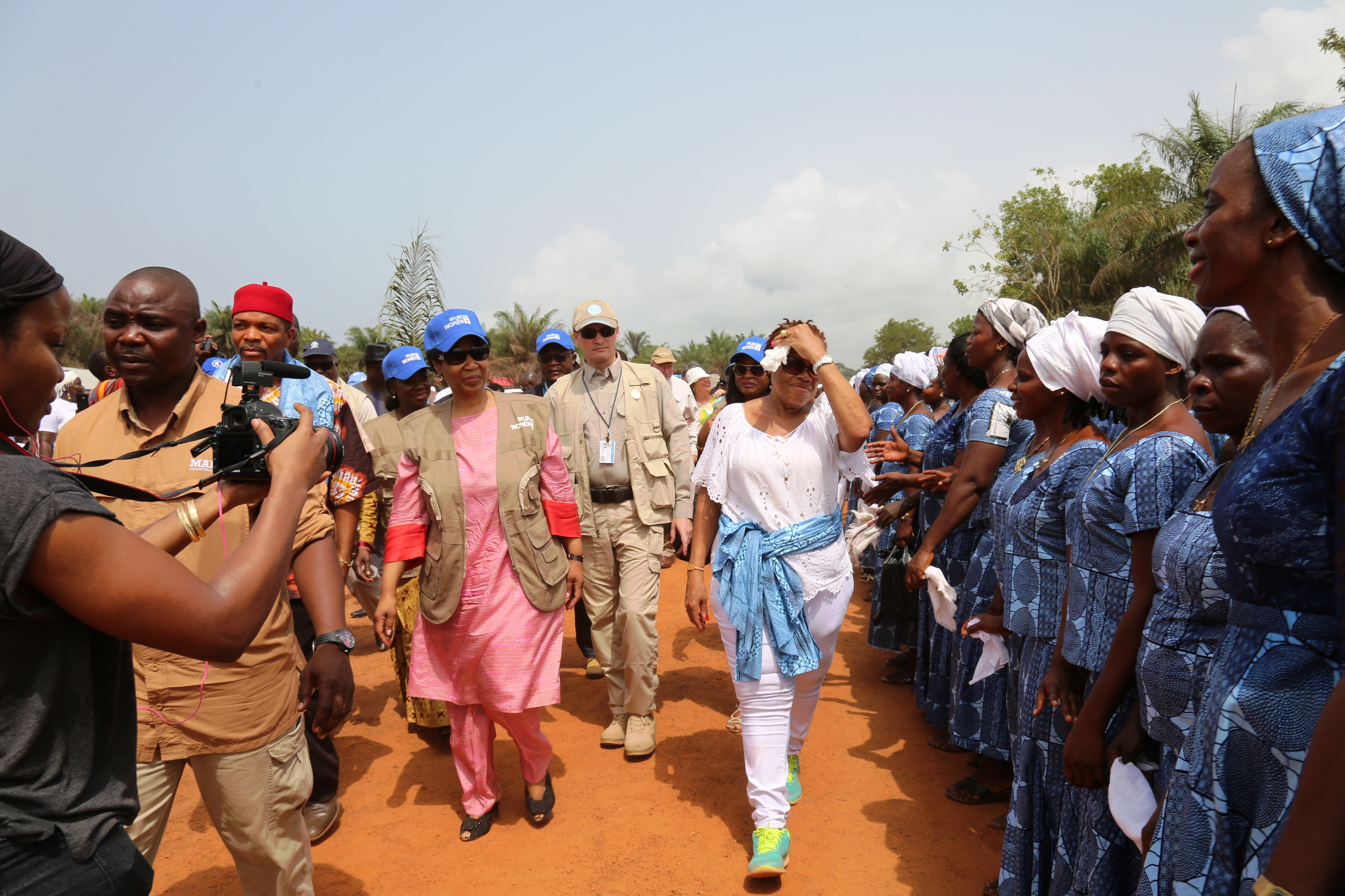 UN Women Executive Director and Canadian Prime Minister to Visit Liberia