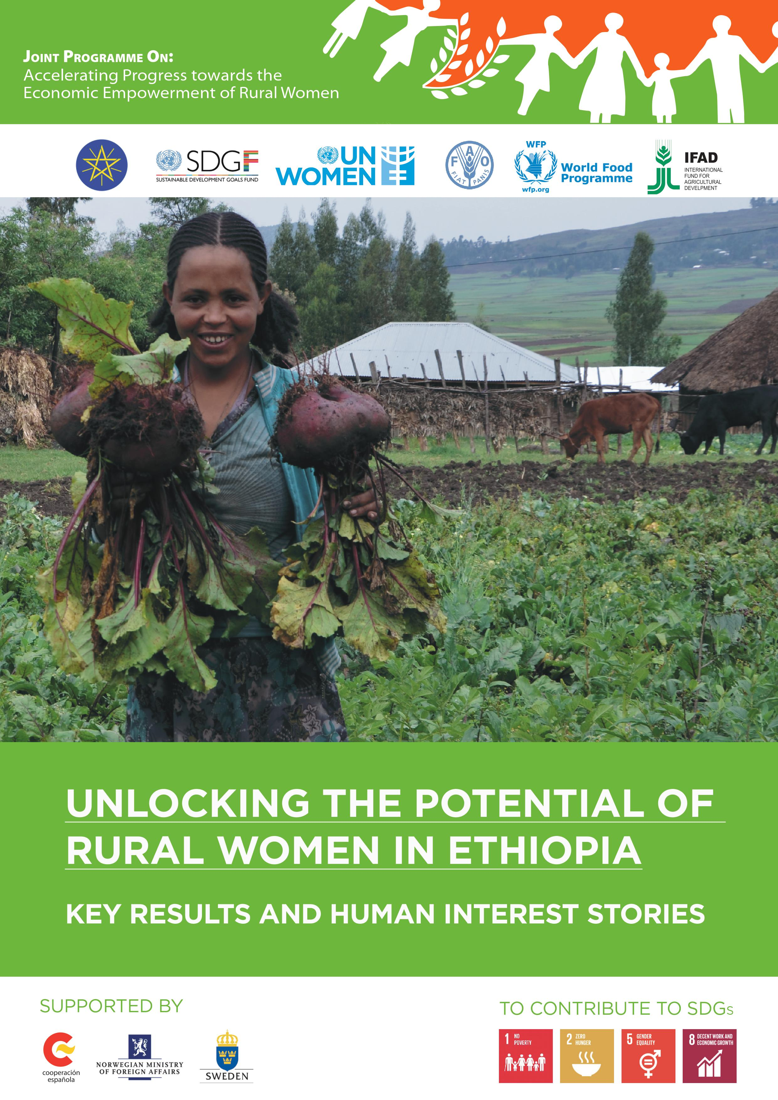 Unlocking the Potential of Rural Women in Ethiopia