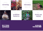 Buy from Women Enterprise Platform brochure