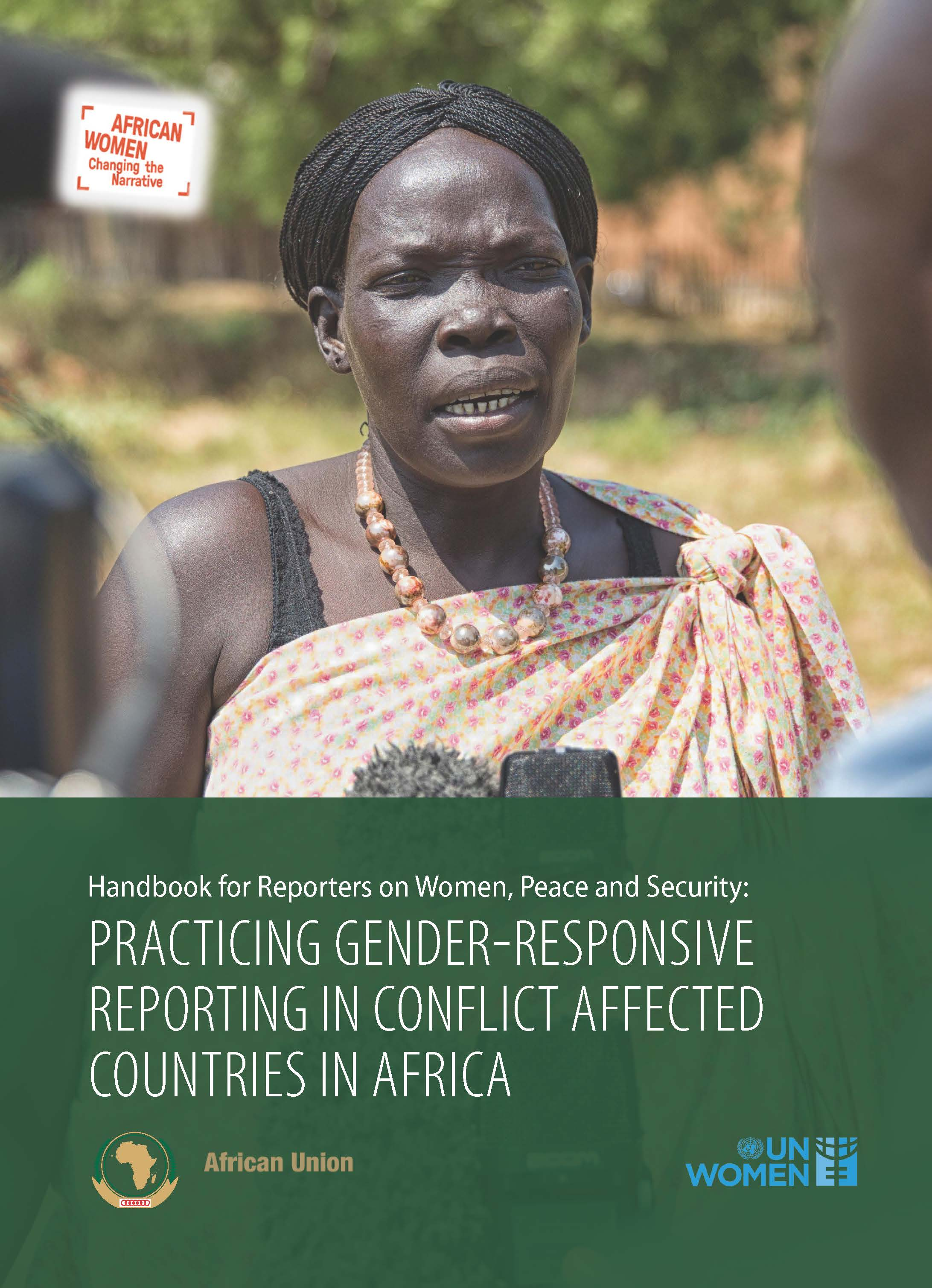 Handbooks Amplifying Women's Role in Peace and Security Processes in Africa Launched