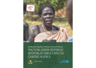 Handbook on Gender-Responsive Reporting in Conflict Affected Countries in Africa