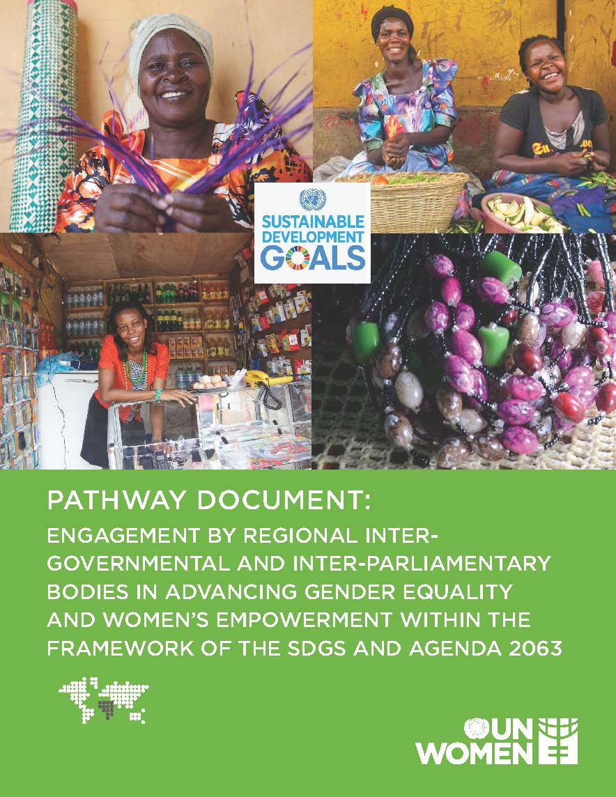 Pathway document on Sustainable Development Goals and Agenda 2063