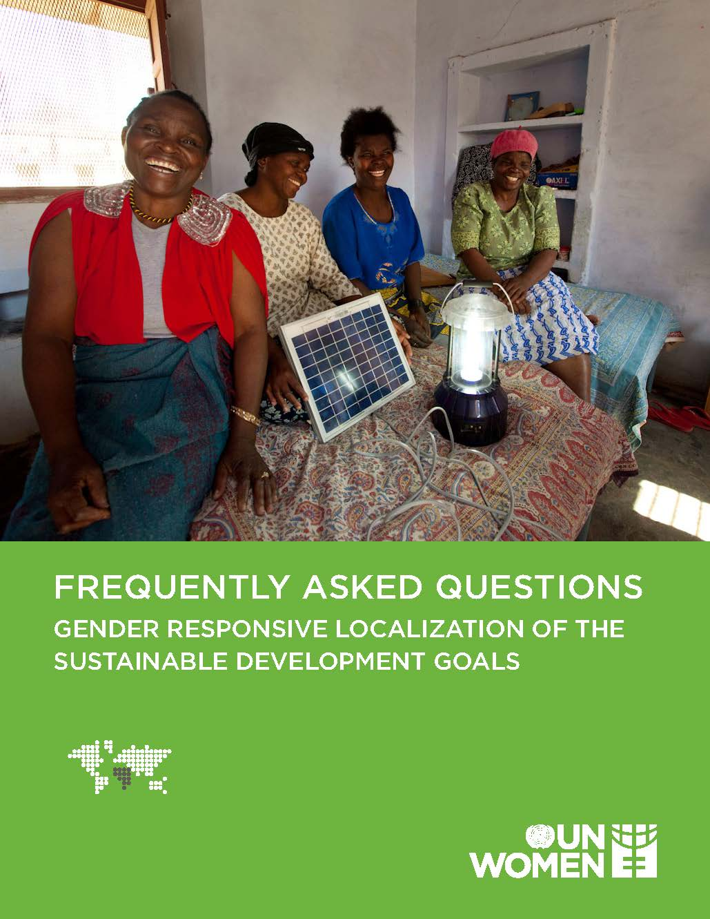 FAQs on localization of SDGs