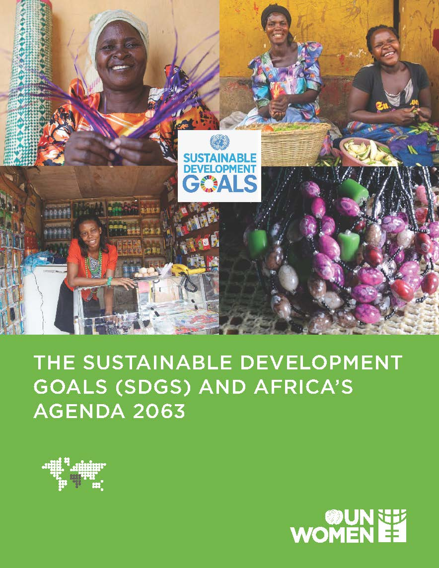 The Sustainable development Goals and Agenda 2063