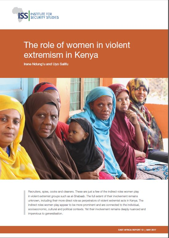 Role of Women in Violent Extremism in Kenya