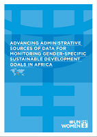 Advancing Administrative Sources of Data for Monitoring Gender-Specific Sustainable Development Goals in Africa