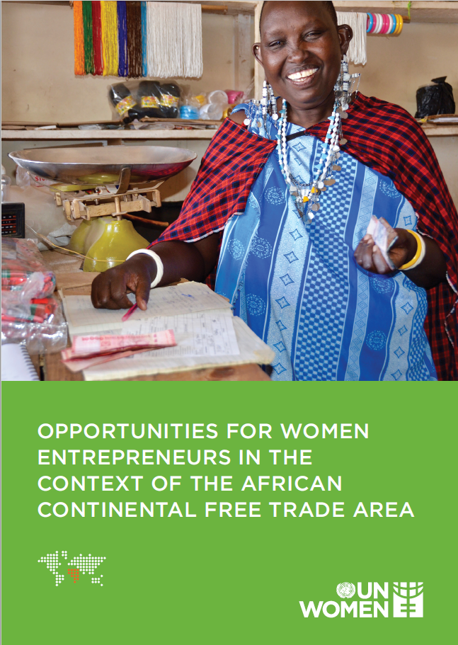 Opportunities for Women Entrepreneurs in the Context of the African Continental Free Trade Area (AfCFTA)