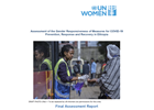 Assessment of the Gender Responsiveness of Measures for COVID-19 Prevention, Response and Recovery in Ethiopia