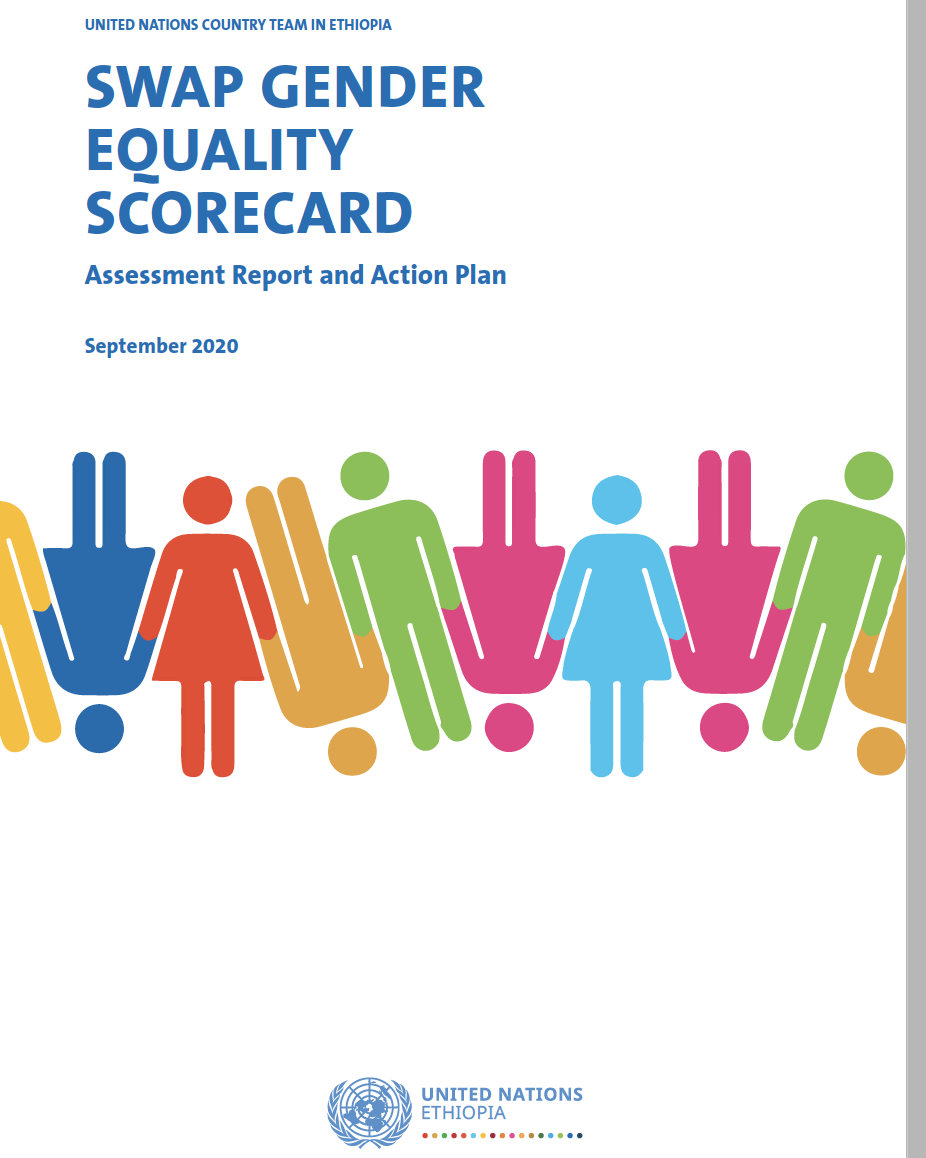 SWAP Gender Equality Scorecard, assessment report and action plan