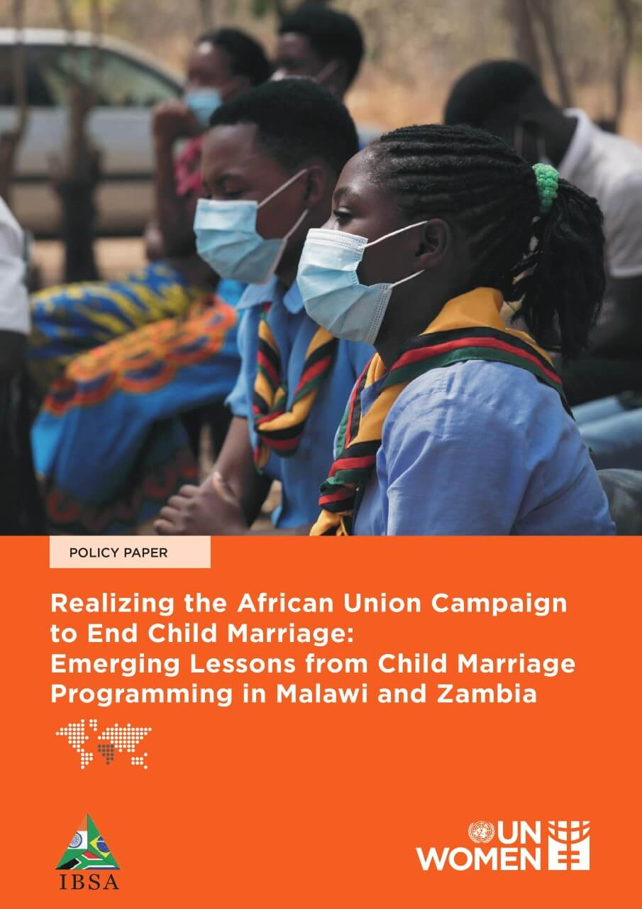 Realizing the African Union Campaign to End Child Marriage: Emerging lessons from child marriage programming in Malawi and Zambia