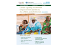 Joint Newsletter by AU, UNECA and UN Women on Gender Equality and Women Empowerment