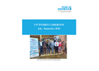 UN Women Cameroon Country Office Newsletter Q3 2020