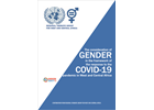 Gender in the framework of the response to the COVID-19 pandemic in West and Central Africa