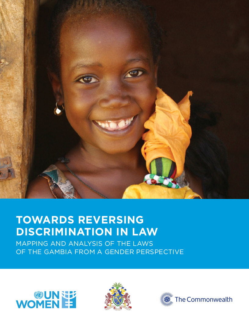 Mapping and Analysis of the Laws of The Gambia From a Gender Perspective: Towards Reversing Discrimination in Law
